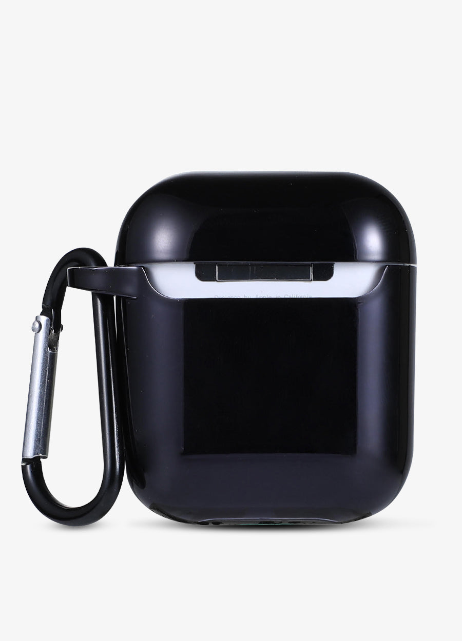 Black Metallic AirPod Case