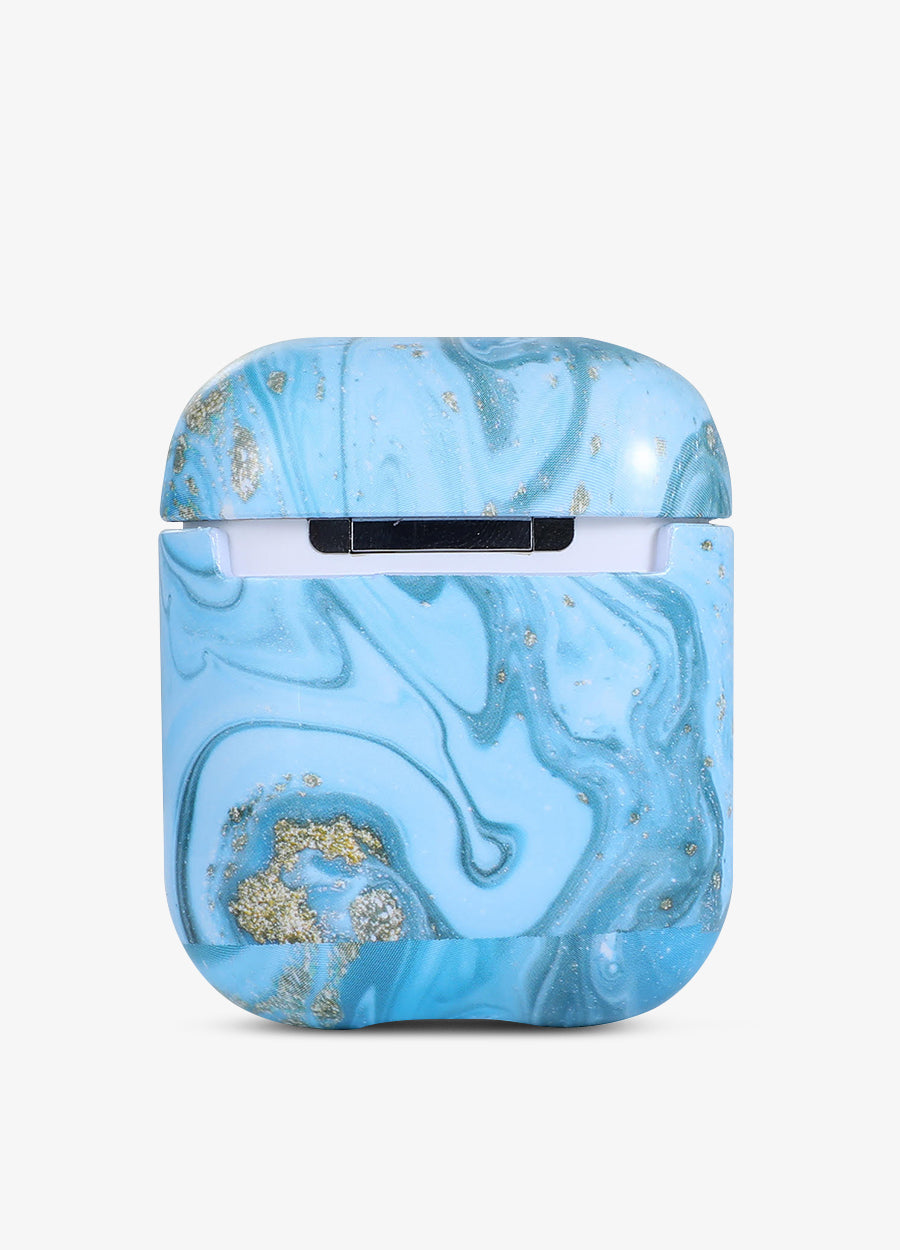 Blue Marble AirPod Case