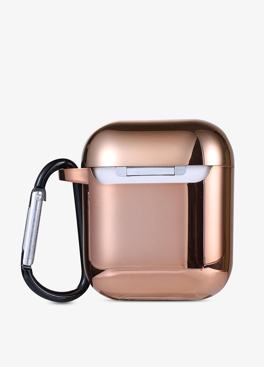 Gold Metallic AirPod Case