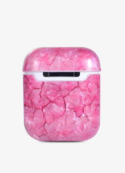 Pink Crystal AirPod Case