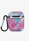 Pink Tile AirPod Case