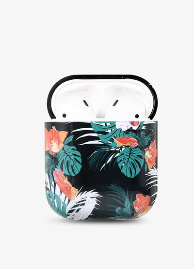 Dark Tropical AirPod Case