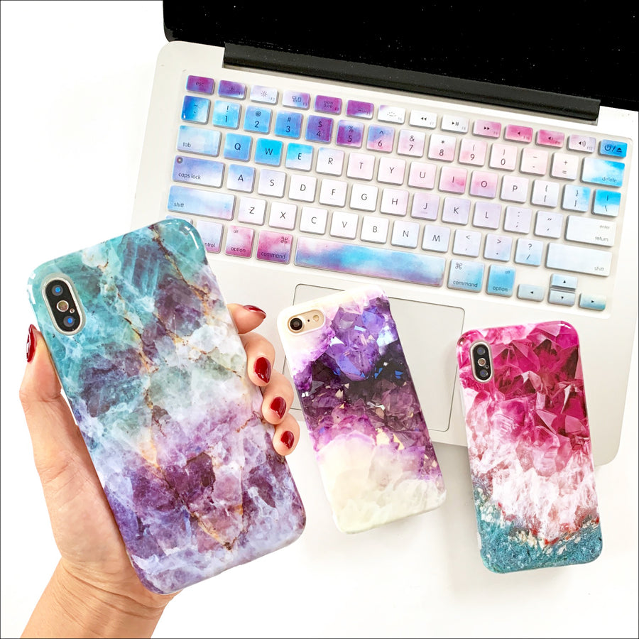 Cool Amethyst Phone Case