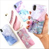 Aura Quartz Phone Case