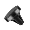 Universal Magnetic Car Mount Phone Holder in Black