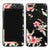 Black Hibiscus Protective Grip Set