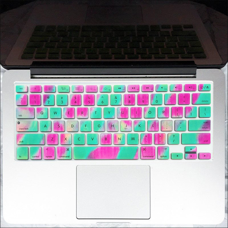 Macbook Keyboard Cover - Candyland