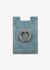 Dusty Blue Card Grip Ring