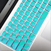 Macbook Keyboard Cover - Cool Teal