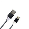 micro USB Cable - Dark Grey