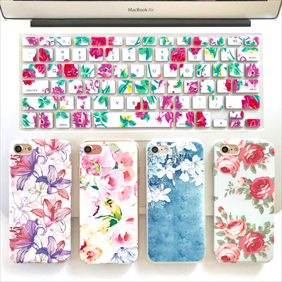Rose Blooms Phone Case