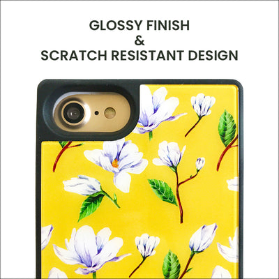 Golden Magnolia Luxe Battery Charging Phone Case