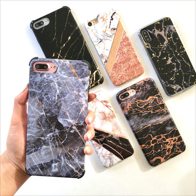Gray Stone Protector Phone Case