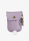 Hand Sanitizer Pocket Keychain in Violet
