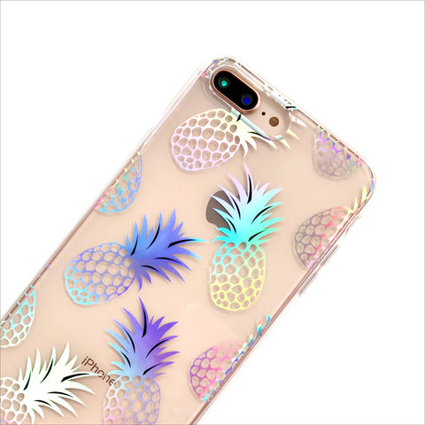 Holo Pineapple Phone Case