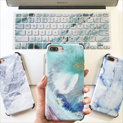 Mint Glow Protector Phone Case