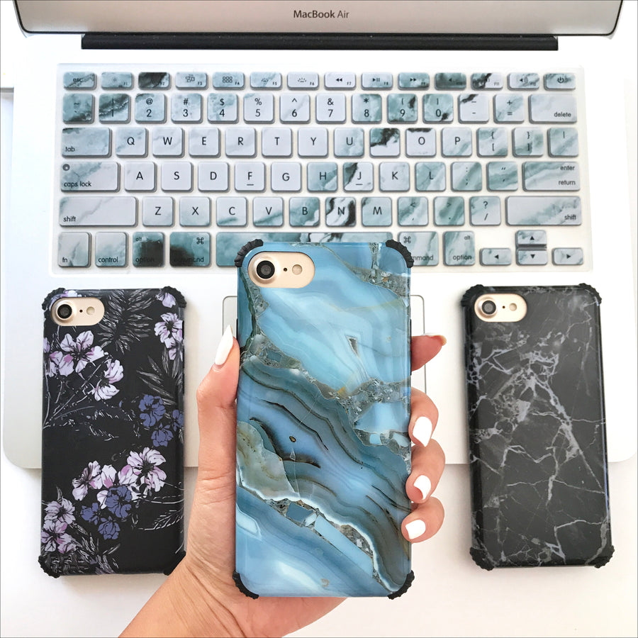Midnight Floral Protector Phone Case