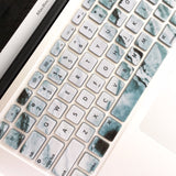 Macbook Keyboard Cover - Marbled
