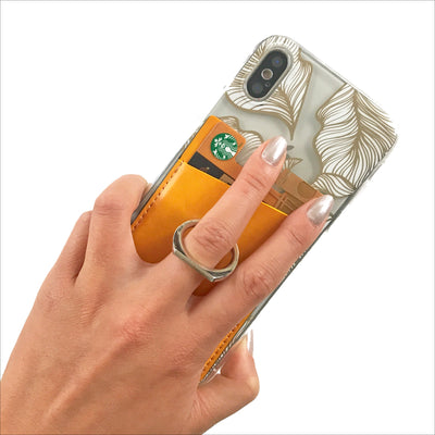 Mustard Card Grip Ring