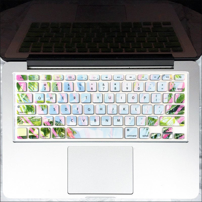 Macbook Keyboard Cover - Palm Springs