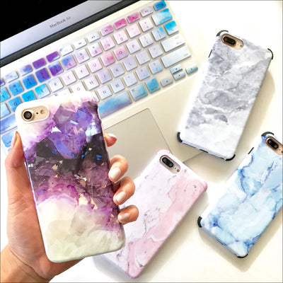 Slate Marble Protector Phone Case