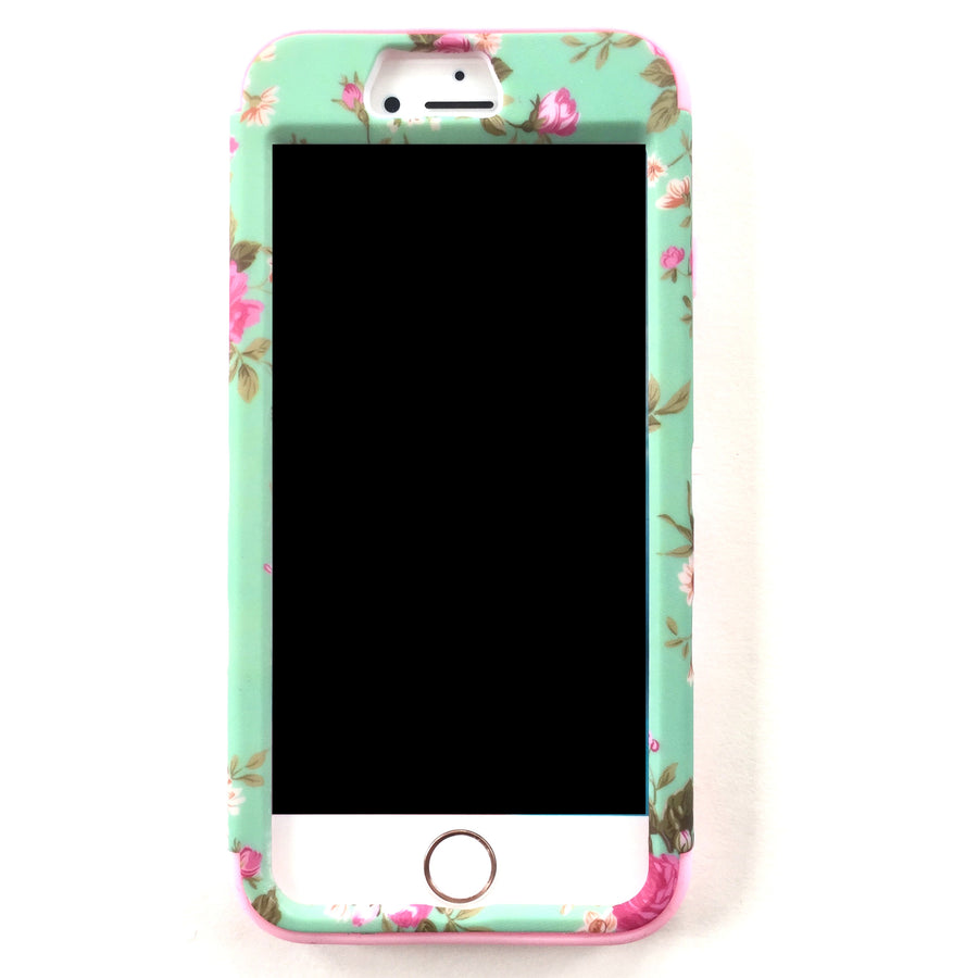 Super Protector Case - Pink Peonies