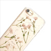Pressed Pink Baby's Breath Case