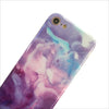 Purple Galaxy Phone Case