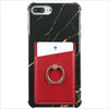 Red Card Grip Ring