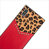Fire Leopard Card Phone Case
