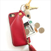 Red Tassel Wallet Case