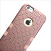 Super Protector Case - Rose Gold Mermaid