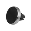 Universal Magnetic Car Mount Phone Holder in Silver
