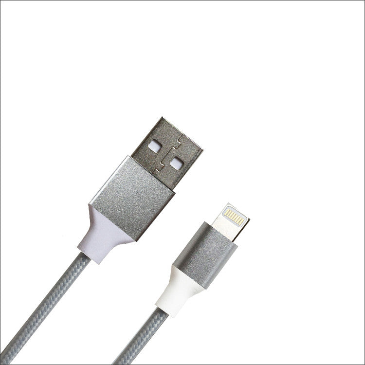 Lightning to USB Cable - Silver