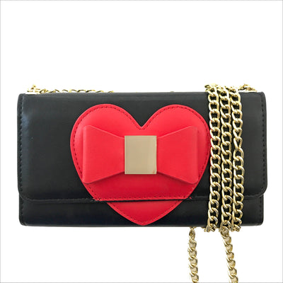 Sweetheart Crossbody Wallet Phone Case