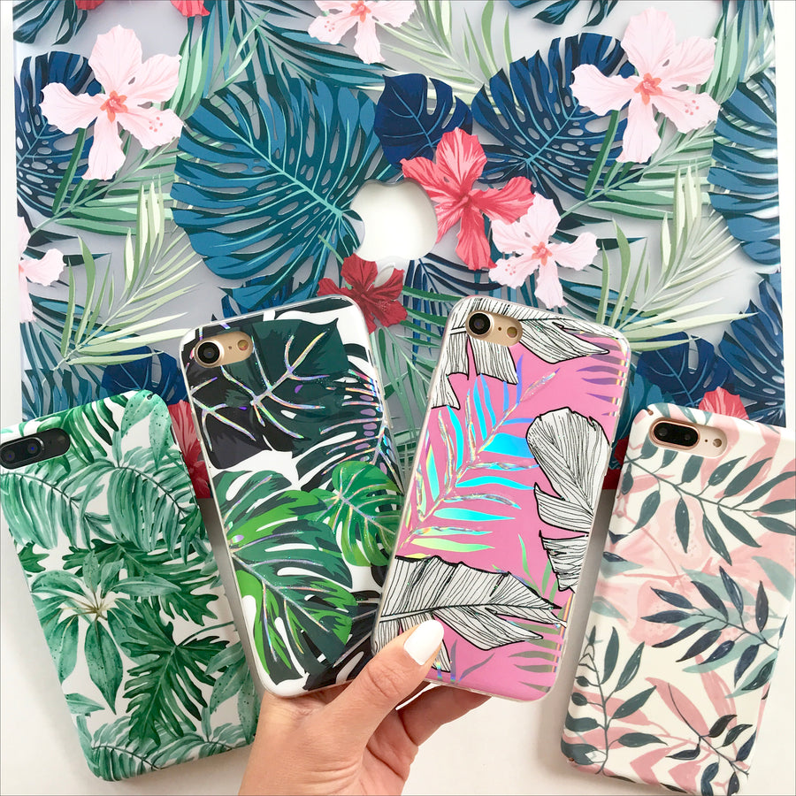 "Tropical ""Leilani"" Phone Case"