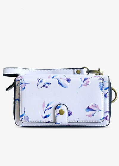 Ultimate Wristlet Phone Case in Wild Lavender