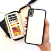 Ultimate Wristlet Phone Case in Optic White