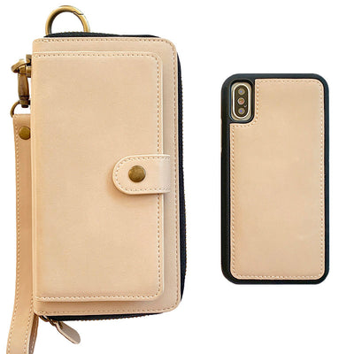 Ultimate Wristlet Phone Case in Nude