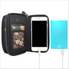 Blue Portable Power Bank Charger - 6000 mAh