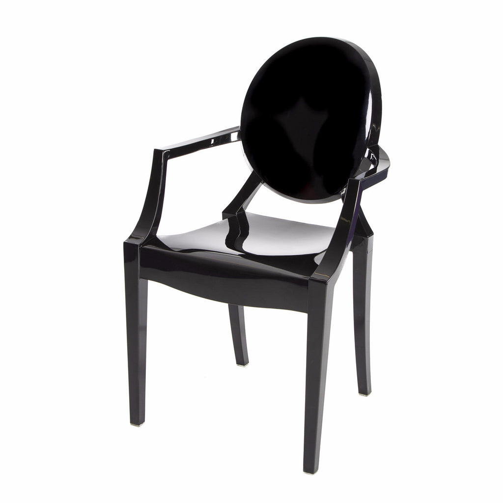 Iso chair hire furniture hire furniture hire london - Ghost Chair
