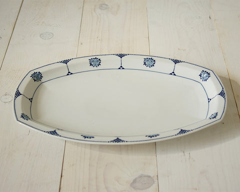 Cali Blue Serving Tray