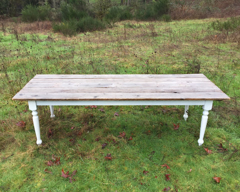 7' Farm Tables