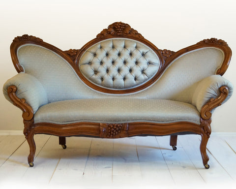 Vintage French Loveseat