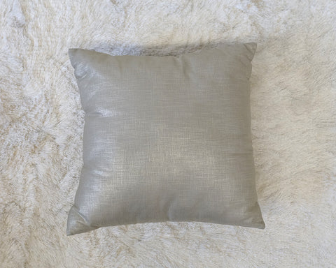 Gold Shimmer Accent Pillow