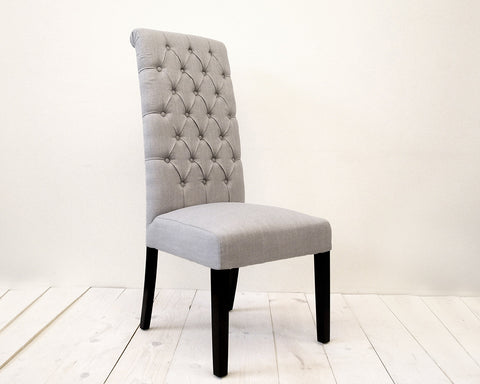 Tall Back Sweetheart Chairs