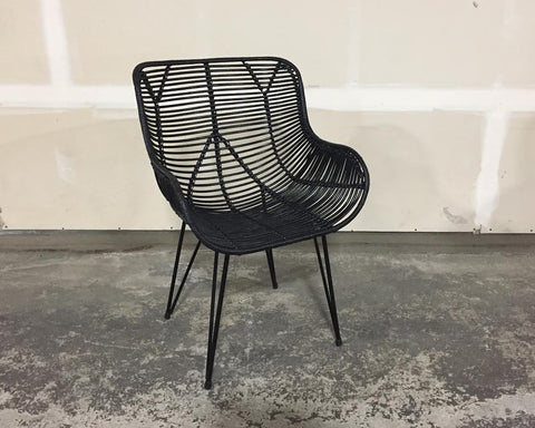 Wesley Rattan Chairs