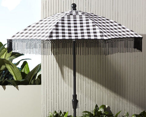 Black Cabana Umbrella