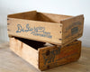 Antique Produce Wood Crates