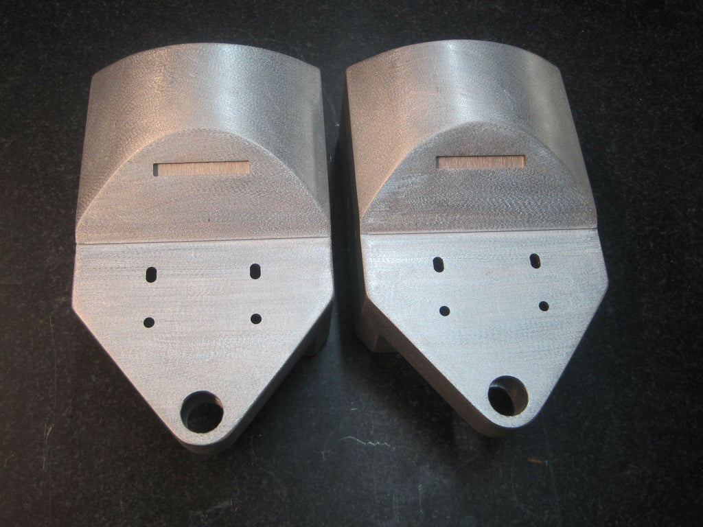 Aluminum Outer Ankles Legacy Design